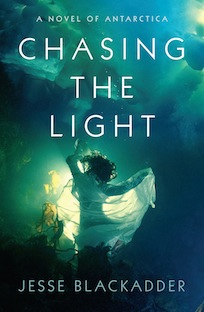 medium CHASING THE LIGHT cover